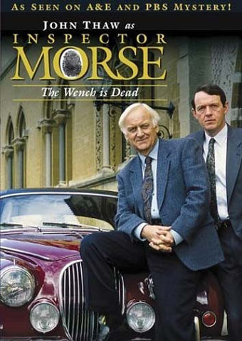 Inspector Morse - The Wench Is Dead DVD Movie