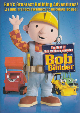 Bob The Builder - The Best of Bob the Builder (Bilingual) (Maple) DVD Movie