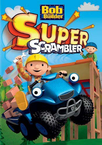 Bob The Builder - Super Scrambler DVD Movie