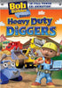 Bob The Builder - Heavy Duty Diggers DVD Movie