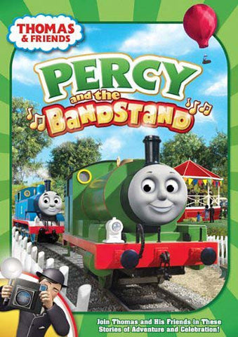 Thomas And Friends - Percy and the Bandstand DVD Movie
