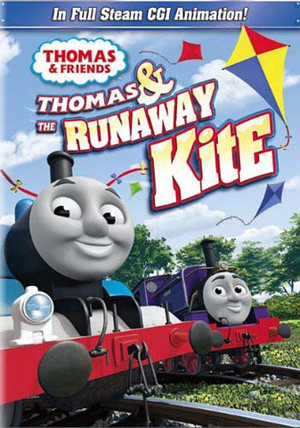 Thomas And Friends - Thomas And The Runaway Kite DVD Movie