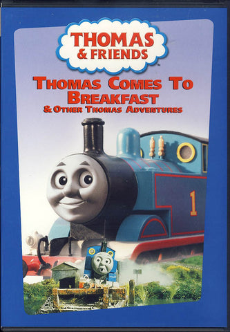 Thomas And Friends - Thomas Comes to Breakfast And Other Thomas Adventures DVD Movie