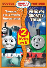 Thomas And Friends - Thomas' Halloween Adventures / Percy's Ghostly Trick (Double Feature)