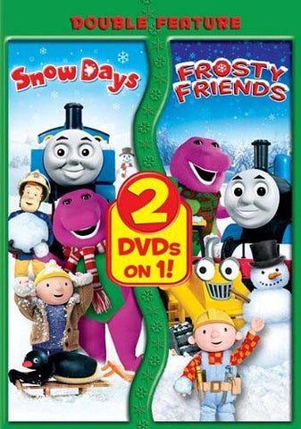 Snow Days/Frosty Friends (Double Feature) DVD Movie