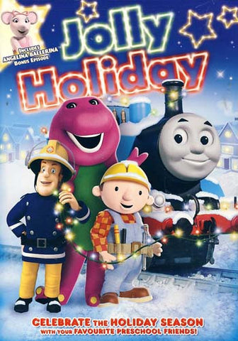 Jolly Holiday DVD Movie
