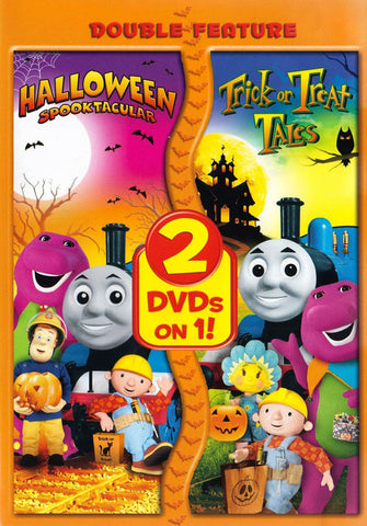 Halloween Spooktacular / Trick or Treat Tales (Double Feature) DVD Movie