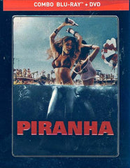 Piranha - Limited SteelBook Edition (Blu-ray+DVD Combo) (Bilingual) (Blu-ray)
