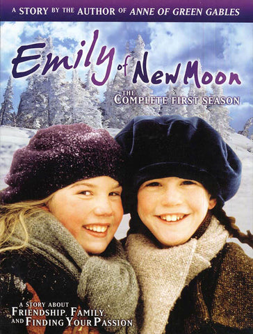 Emily Of New Moon - The Complete Season 1 (Boxset) DVD Movie
