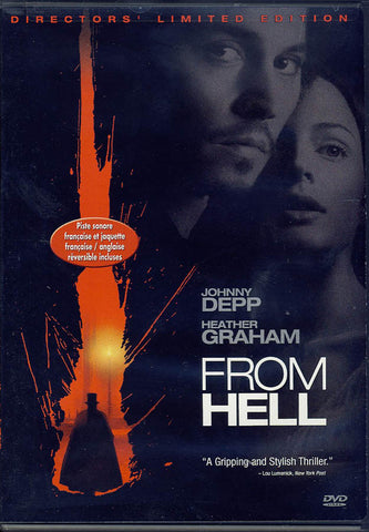 From Hell (Bilingual) (Directors' Limited Edition) DVD Movie