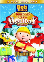 Bob the Builder - Building Crew Holiday Collection (3 DVD Gift Set) (Boxset)