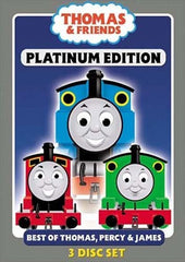 Thomas and Friends - Platinum Edition (Best of Thomas, Percy And James) (Boxset)