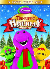Barney - Tee-riffic Holiday Collection (3-DVD Gift Set) (Boxset)