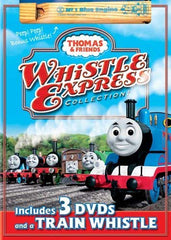 Thomas and Friends - Whistle Express Collection (With Wooden Whistle) (Boxset)