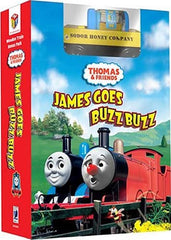 Thomas and Friends - James Goes Buzz Buzz (With Wooden Toy Train) (Boxset)