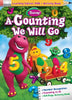 Barney - A Counting We Will Go (Learning Edition DVD + Activity Book) DVD Movie
