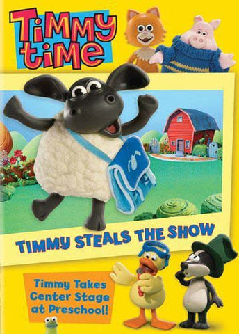 Timmy Time - Timmy Steals the Show DVD Movie