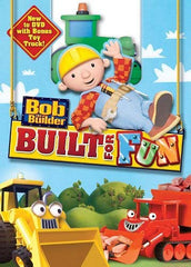 Bob the Builder - Built for Fun (With Toy Truck) (Boxset)