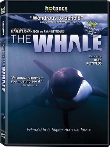 The Whale DVD Movie