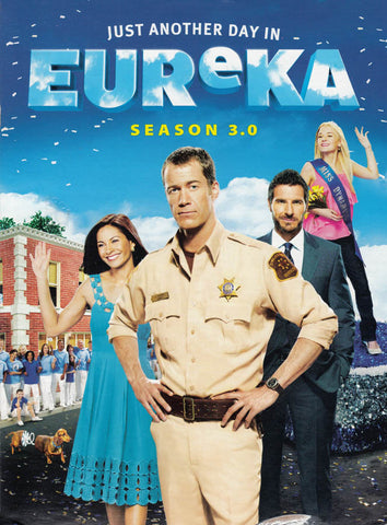 Eureka - Season 3.0 DVD Movie