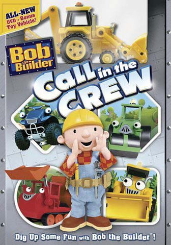 Bob the Builder - Call In the Crew (Boxset) DVD Movie