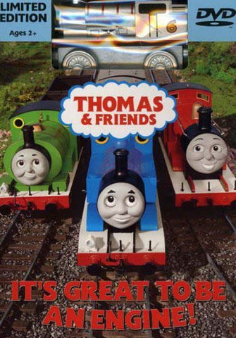 Thomas And Friends - It s Great to Be an Engine (with Toy) (Boxset) DVD Movie