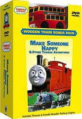 Thomas and Friends - Make Someone Happy and Other Thomas Adventures (with Toy) (Boxset)