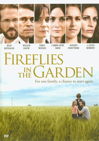 Fireflies in the Garden DVD Movie
