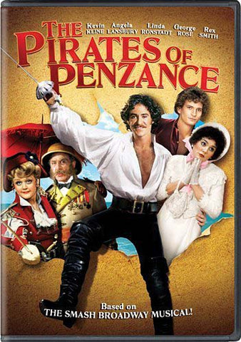 The Pirates of Penzance DVD Movie