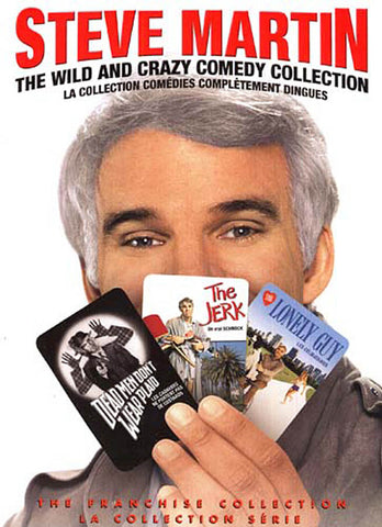 Steve Martin - The Wild and Crazy Comedy Collection (Bilingual) DVD Movie