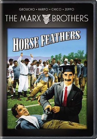 Horse Feathers DVD Movie