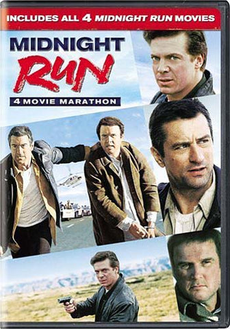 Midnight Run - 4-Movie Marathon DVD Movie