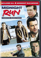 Midnight Run - 4-Movie Marathon