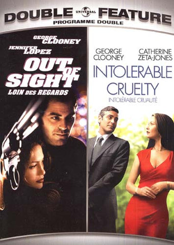 Out of Sight/Intolerable Cruelty (Double Feature) (Bilingual) DVD Movie