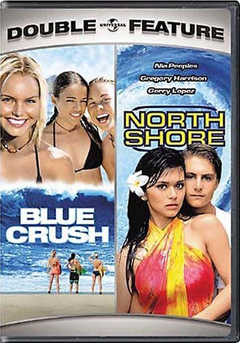 Blue Crush/North Shore (Double Feature) DVD Movie