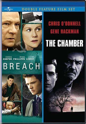 Breach / The Chamber (Double Feature) DVD Movie