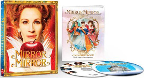 Mirror Mirror (Blu-ray + DVD + Digital Combo) (Blu-ray) (Bilingual) BLU-RAY Movie