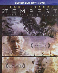 The Tempest (DVD+Blu-ray Combo) (Blu-ray)