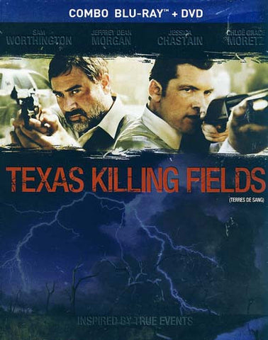 Texas Killing Fields (Bilingual) (DVD+Blu-ray Combo) (Blu-ray) BLU-RAY Movie