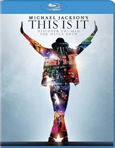 Michael Jackson - This Is It (Blu-ray) (Slipcover) BLU-RAY Movie