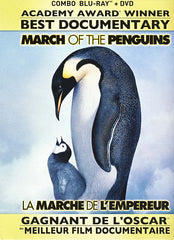 March of the Penguins - Special Earth Day Edition (Combo Blu-ray+DVD)(Blu-ray)