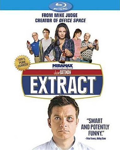 Extract (Blu-ray) (Slipcover) BLU-RAY Movie