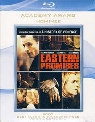 Eastern Promises (Blu-ray) (Slipcover)