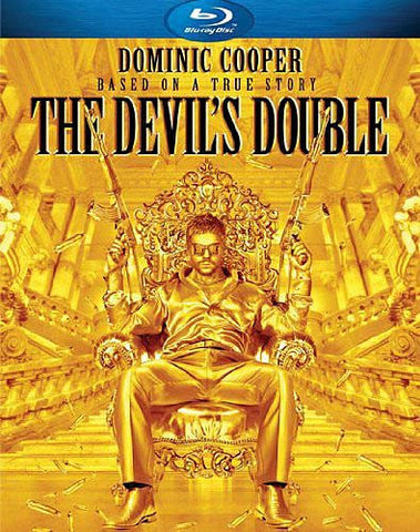 The Devil's Double (Blu-ray) (Slipcover) BLU-RAY Movie