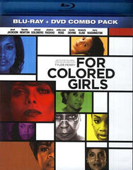For Colored Girls (Two-Disc Blu-ray/DVD Combo) (Blu-ray) (slipcover)