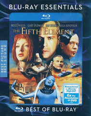 The Fifth Element (Blu-ray) (Slipcover)