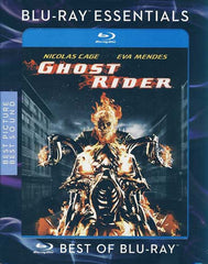 Ghost Rider (Extended Cut) (Blu-ray) (Slipcover)