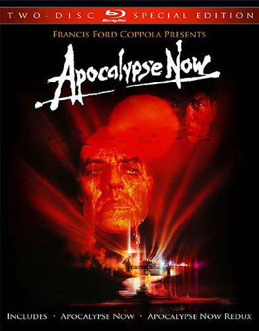 Apocalypse Now (Two-Disc Special Edition) (Blu-ray) (Slipcover) BLU-RAY Movie