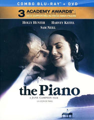 The Piano (DVD+Blu-ray Combo) (Blu-ray) (Slipcover)