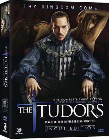 The Tudors - The Complete Third (3) Season (Boxset) DVD Movie